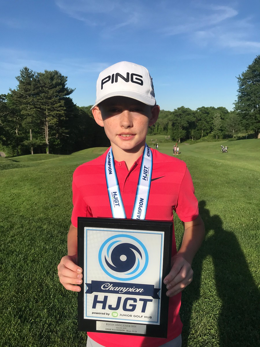 Boston Spring Junior Open