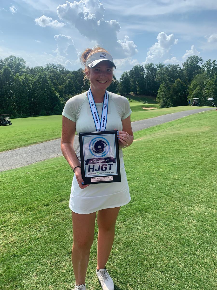 Charlotte Summer Jr. Open