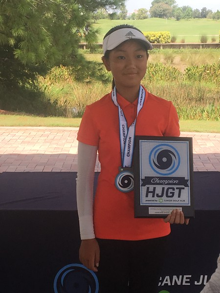 Central Florida Summer Junior Open