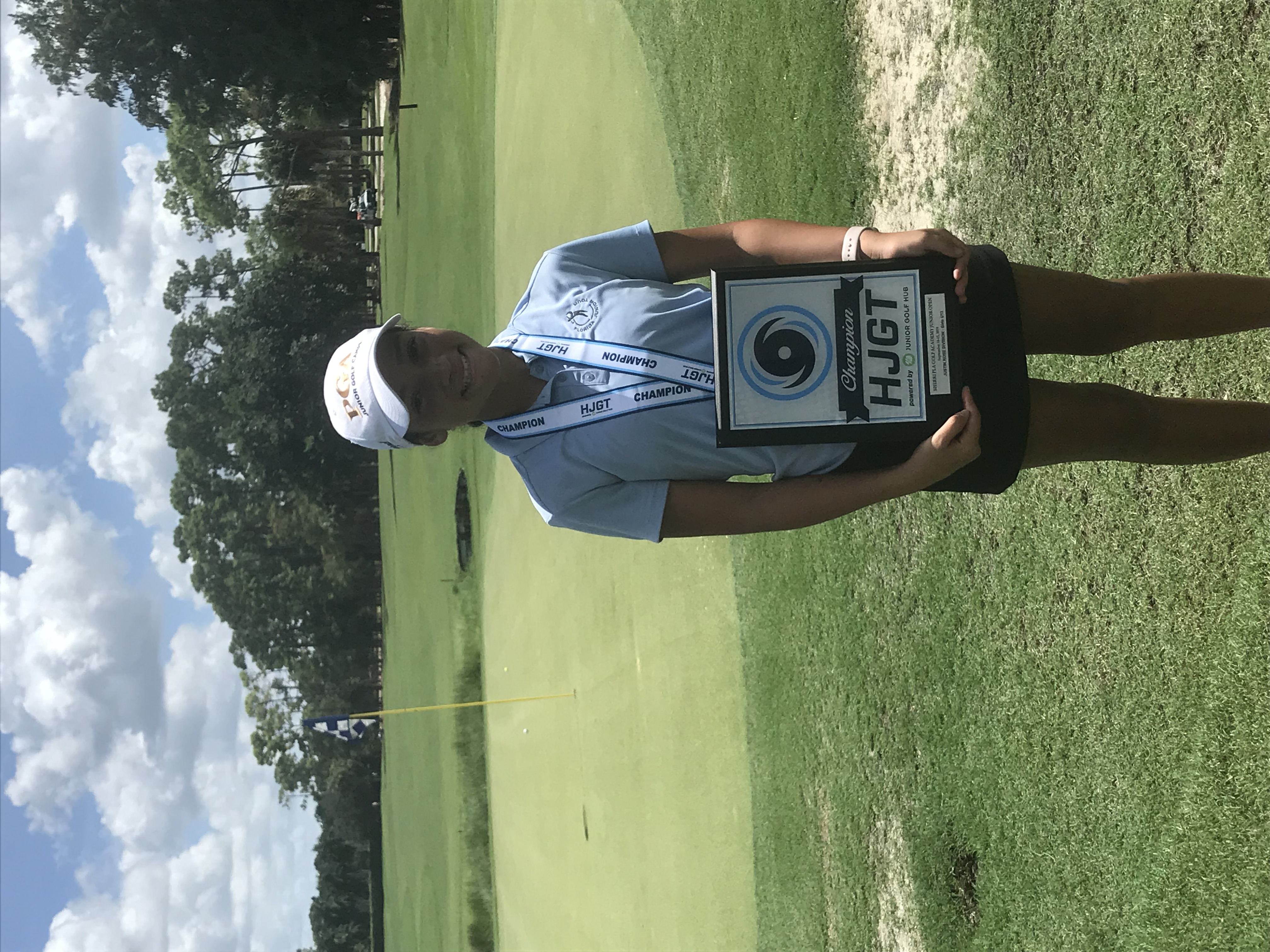 Sherri Pla Golf Academy Junior Open