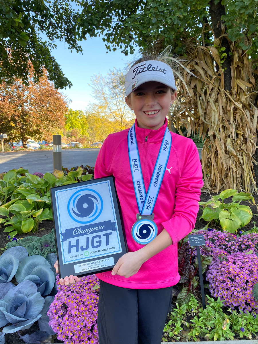 Chicago Fall Jr. Open