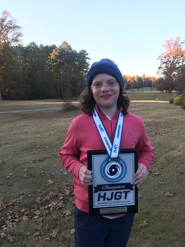 Chattanooga Fall Junior Open