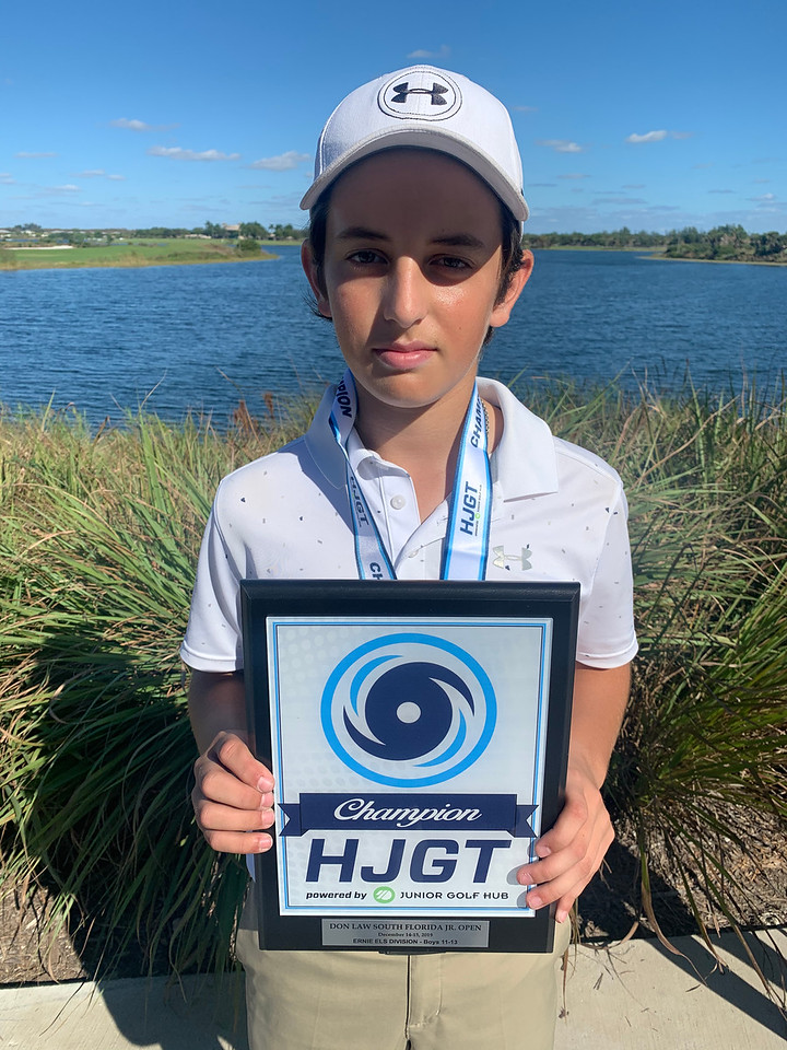 Don Law South Florida Junior Open