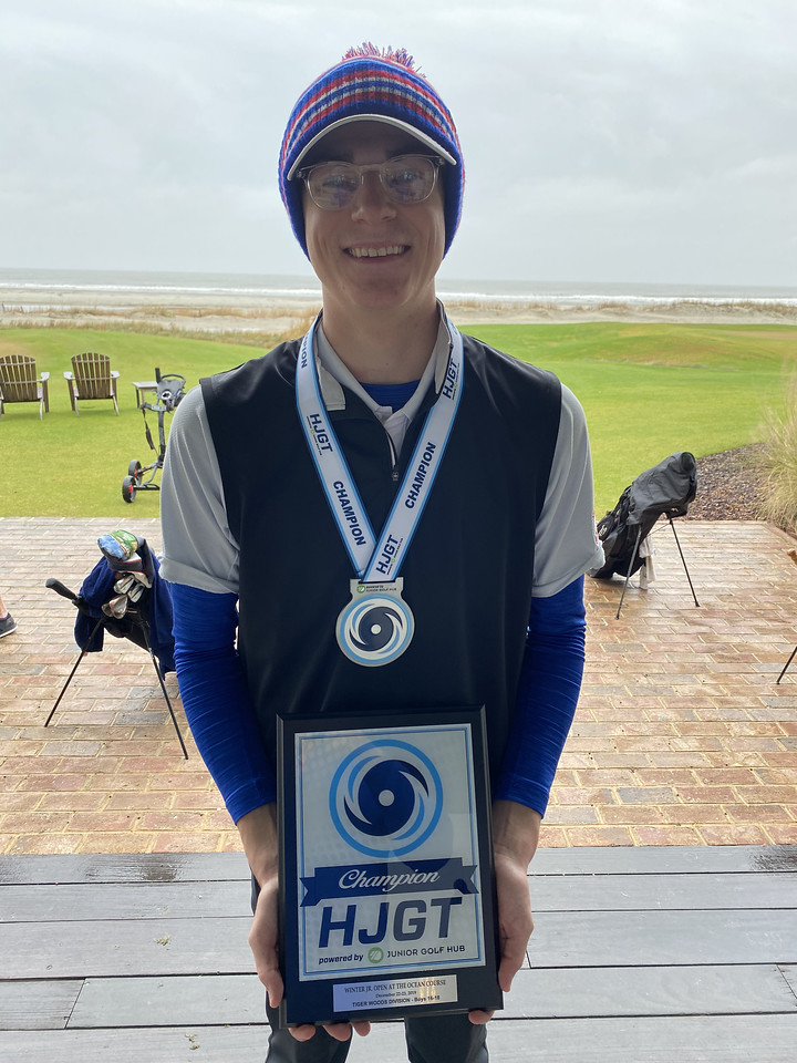 Winter Junior Open at the Ocean Course