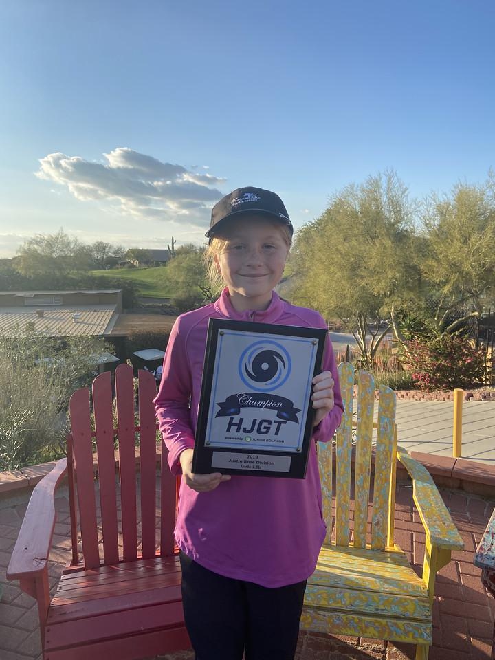 Phoenix Winter Junior Open Presented by Branded Bills