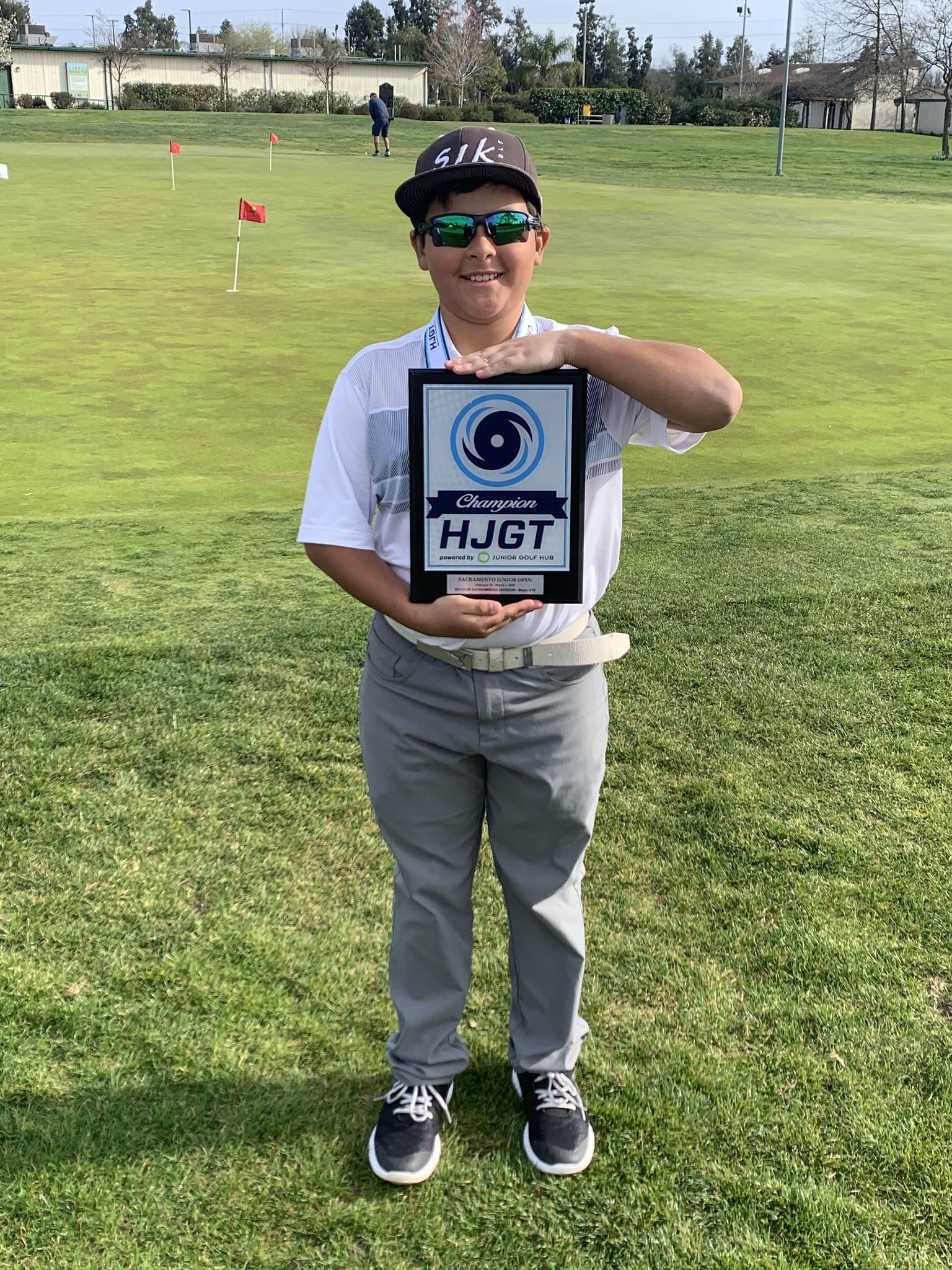Sacramento Junior Open