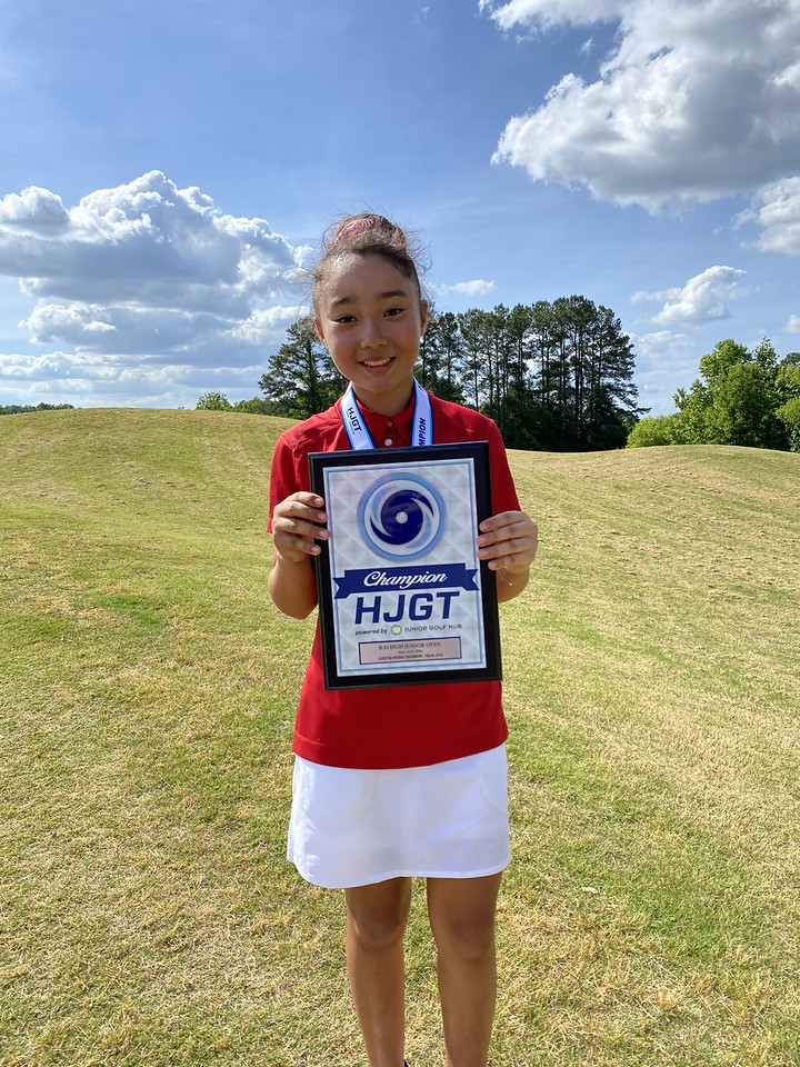 Raleigh Junior Open
