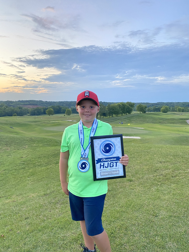 54 Hole Junior Open at Greystone