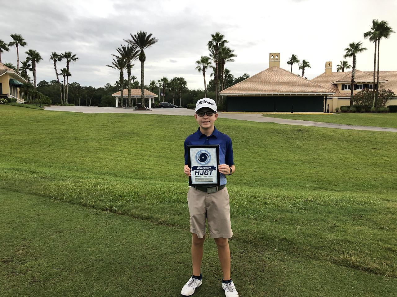 54 Hole Junior Open at LPGA