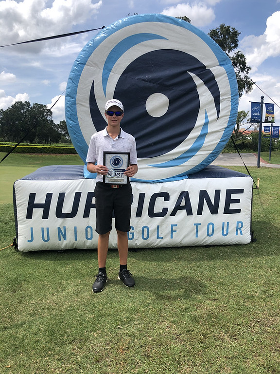 54 Hole Junior Open at Celebration