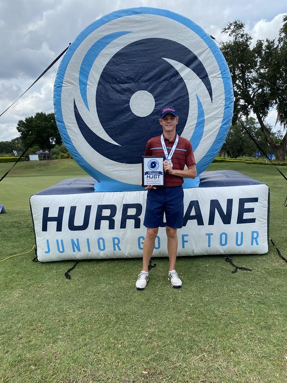 54 Hole Junior Open at Celebration