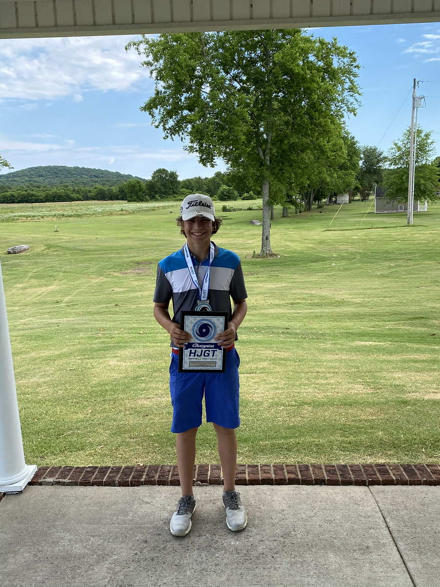 Tennessee Junior Open at Champions Run