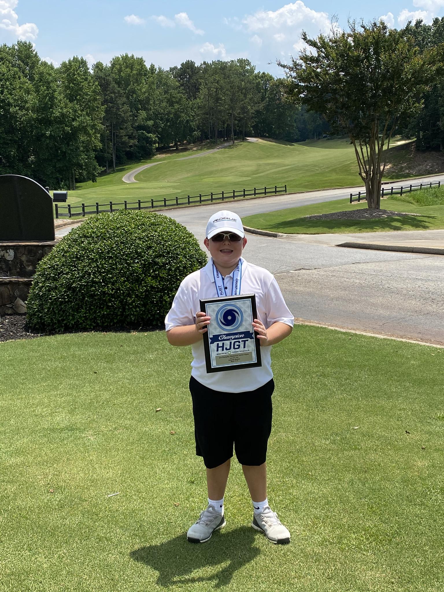 Joe Dumphy Memorial Junior Open