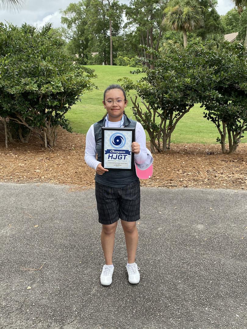 Coastal Carolina Summer Junior Open