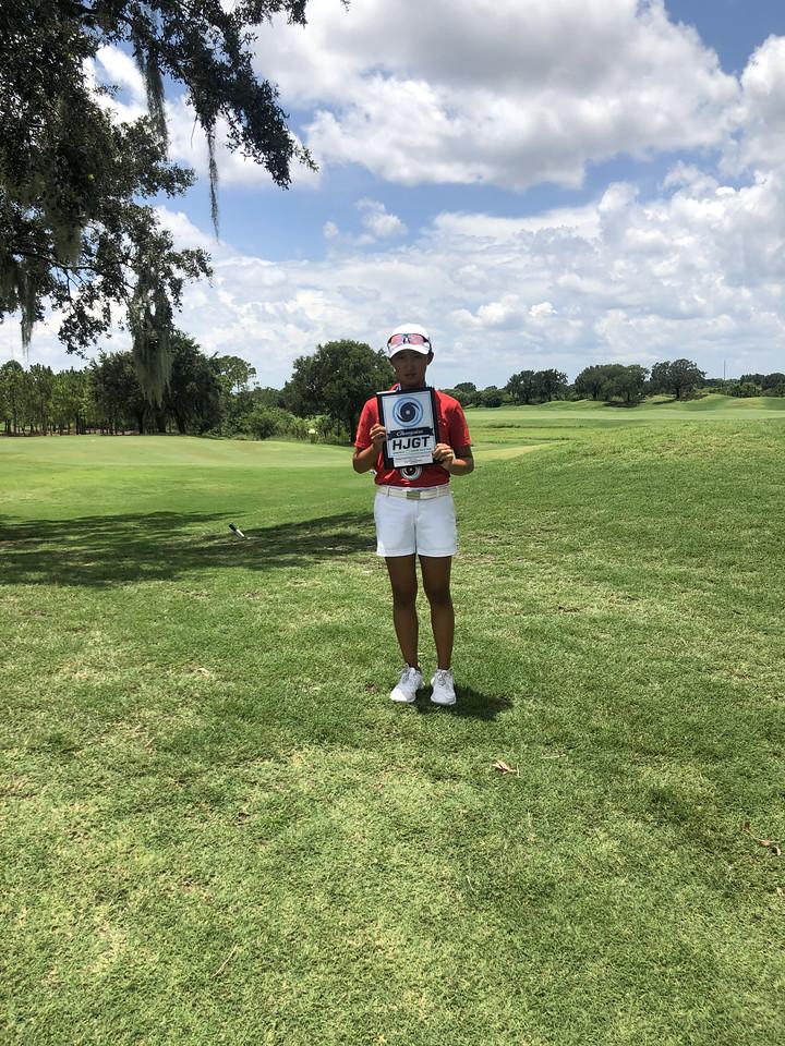 Orange County National Summer Junior Open Presented by Delta Putt