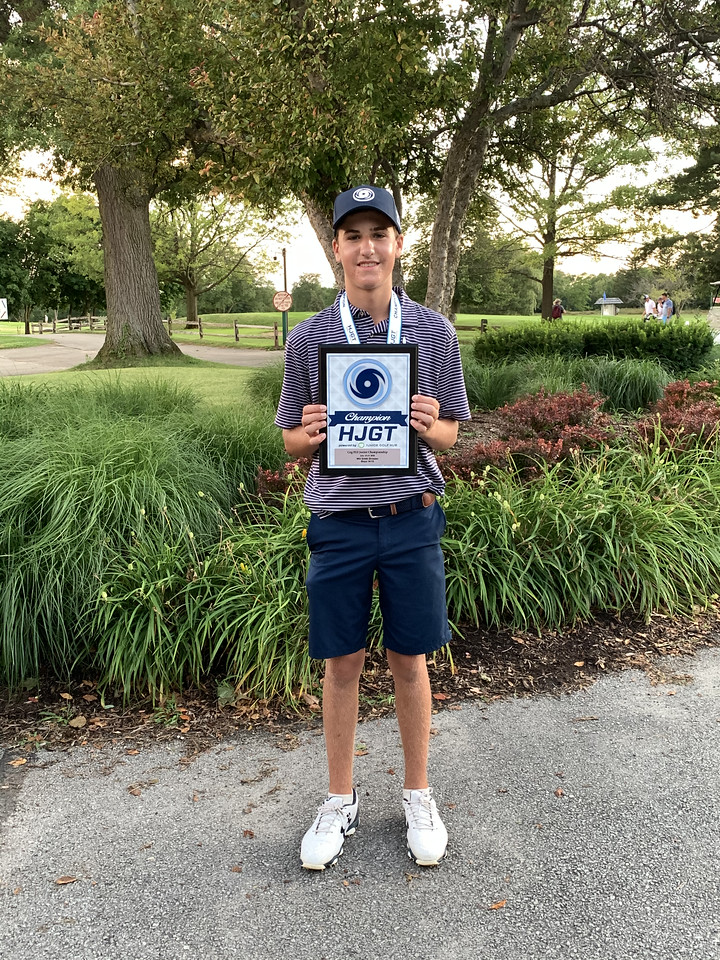 Cog Hill Junior Championship