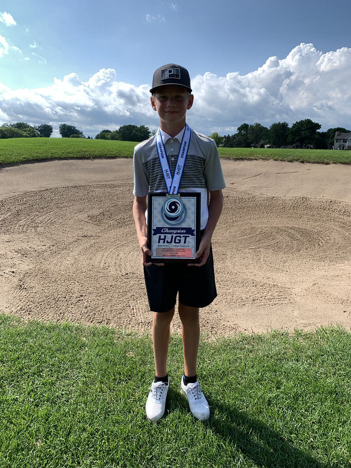 Notah Begay III Junior Championship Qualifier