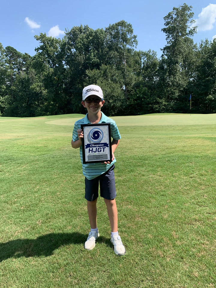 Monroe CC Junior Open