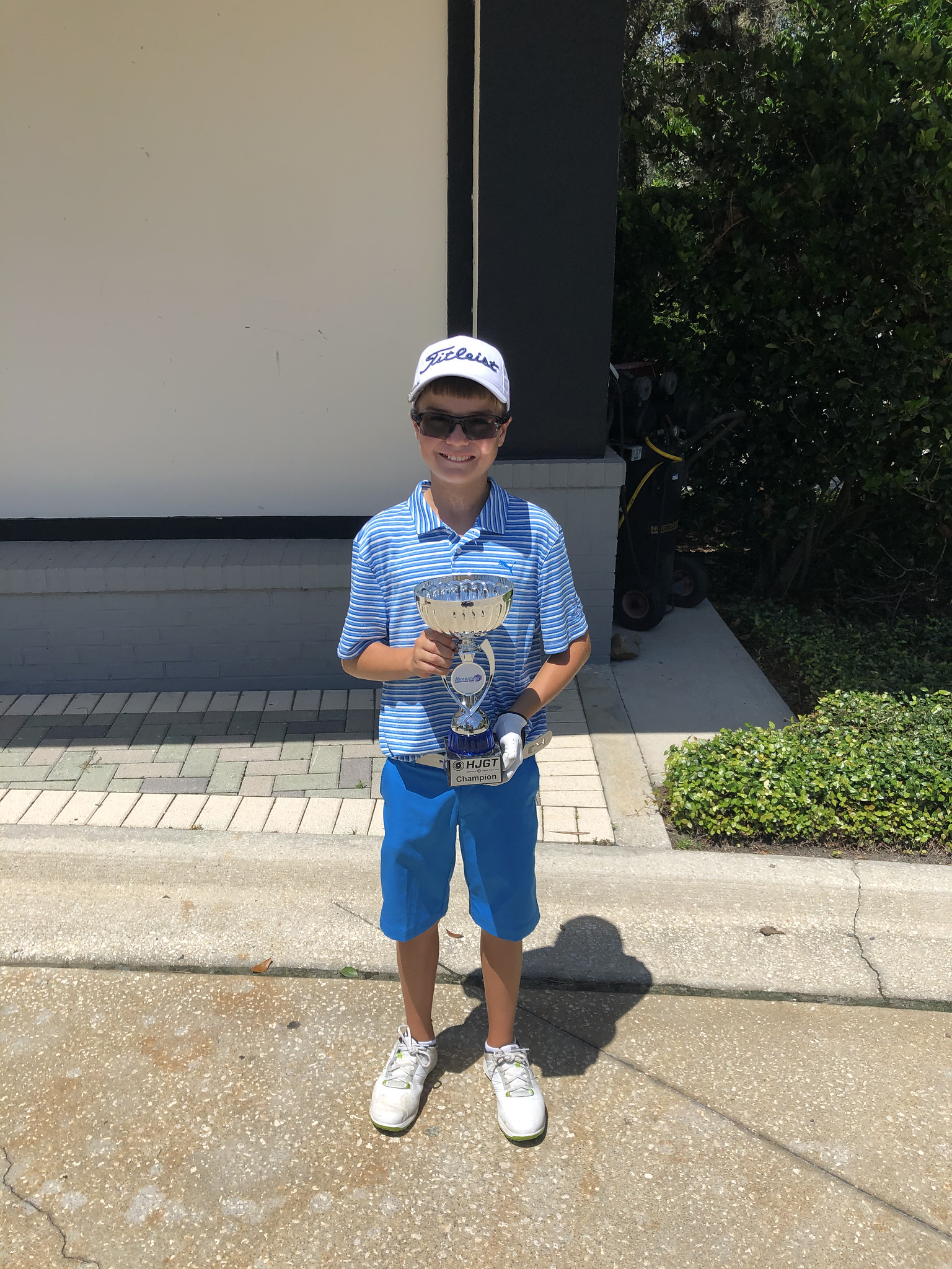 Slammer and Squire Junior Open