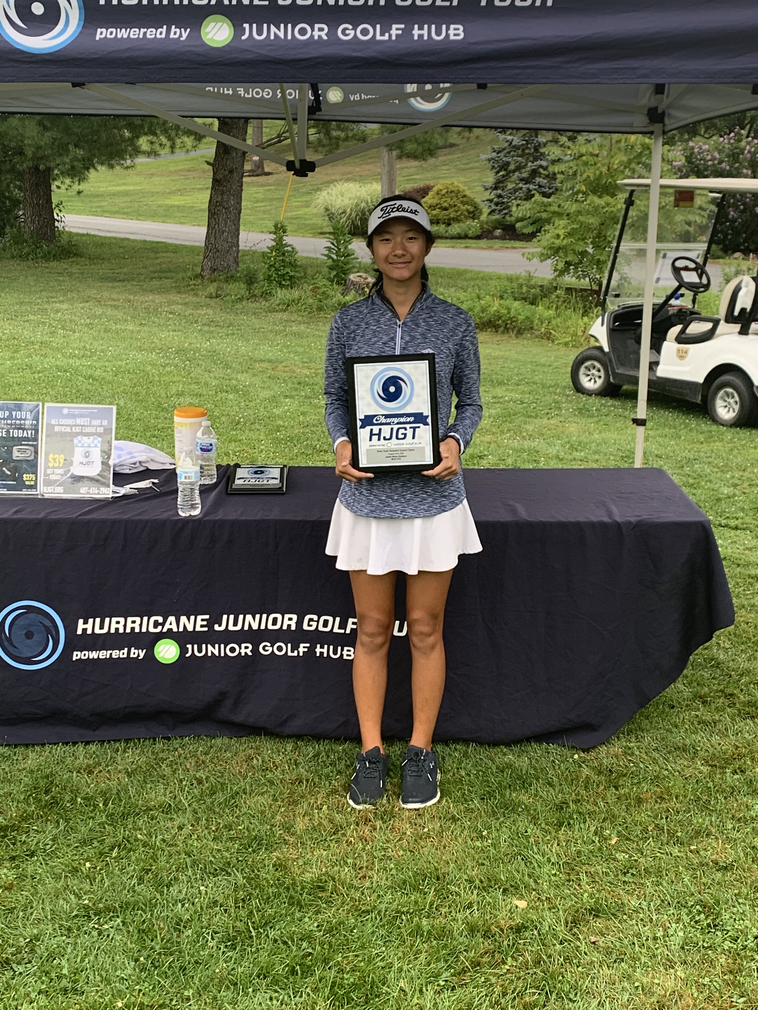 New York Summer Junior Open