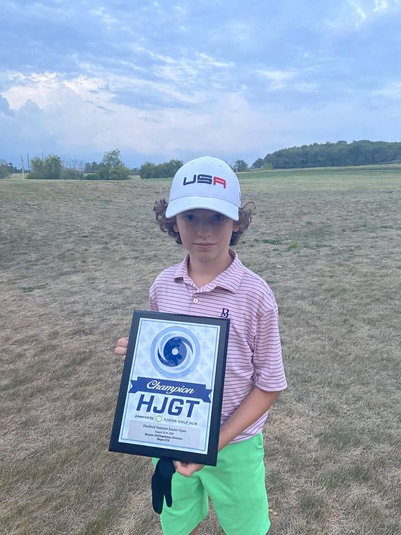 Hartford Summer Junior Open