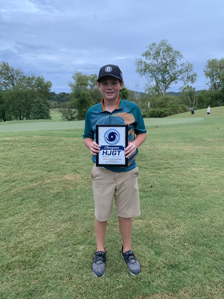 Knoxville Fall Junior Open