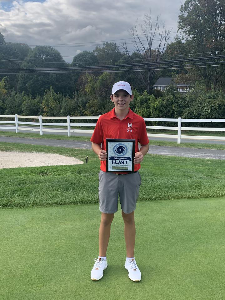 Maryland Fall Junior Open