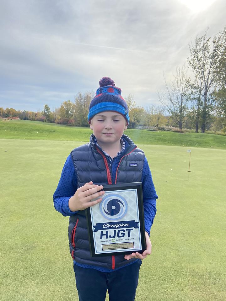 Syracuse Junior Open at Sunset Ridge