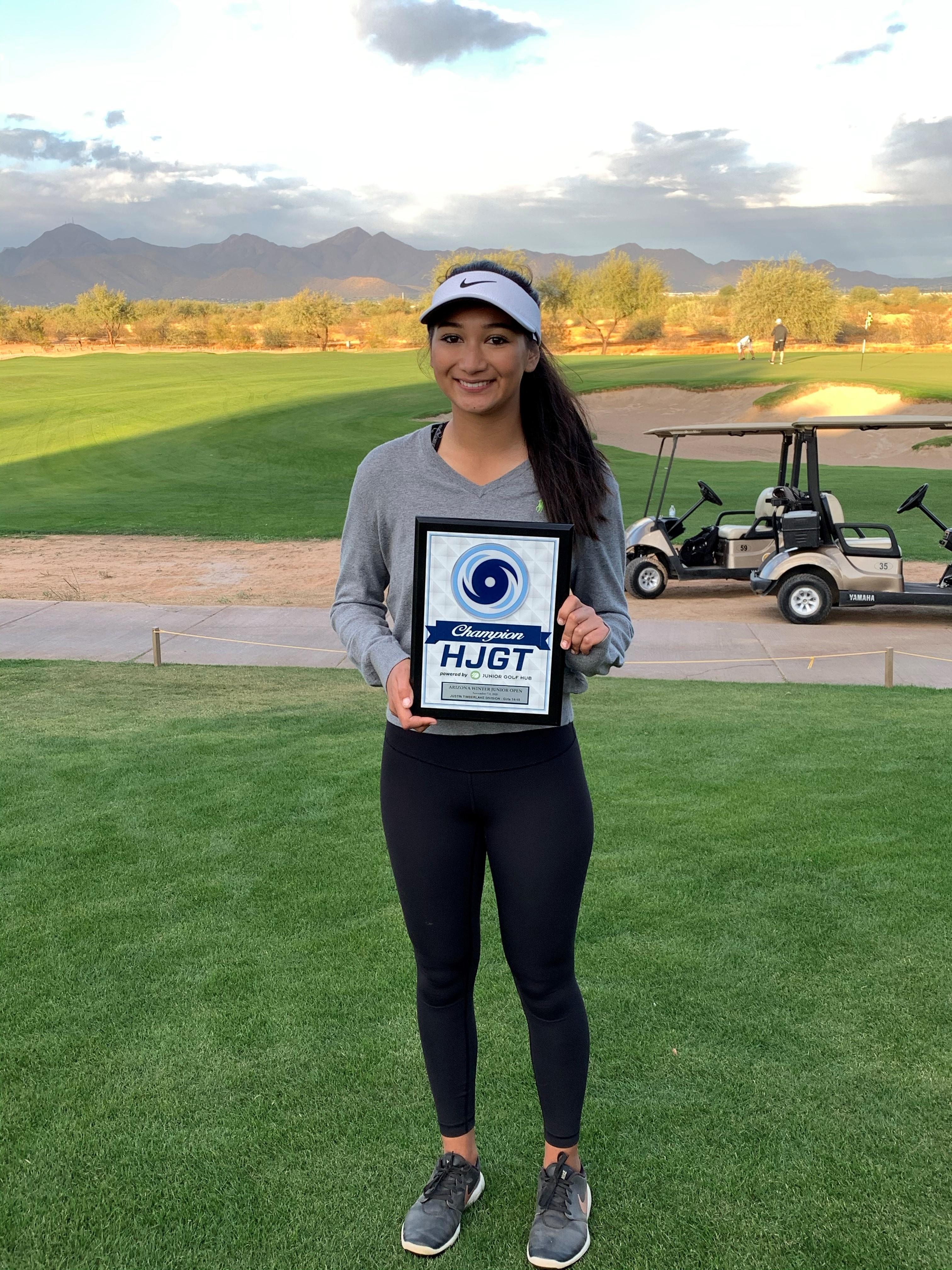 Arizona Winter Junior Open