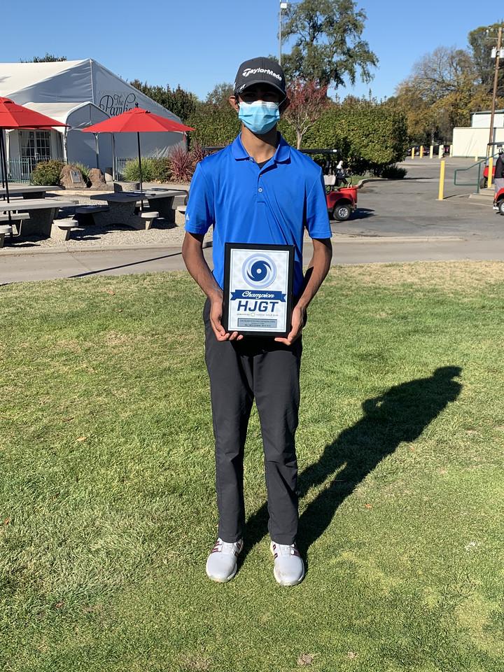 Sacramento Fall Junior Open
