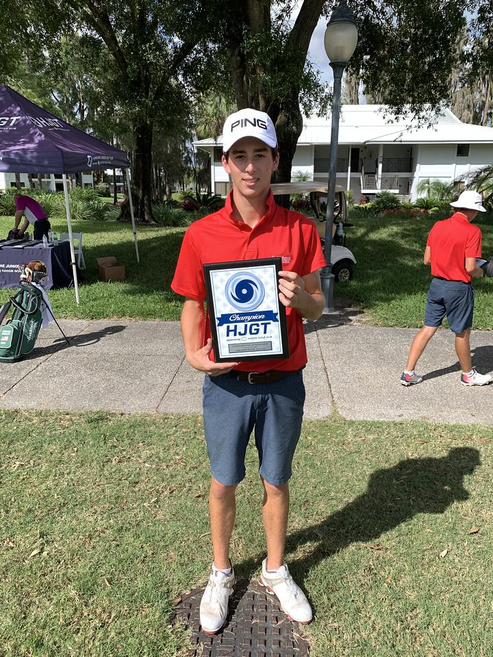 Tampa Bay Fall Junior Open