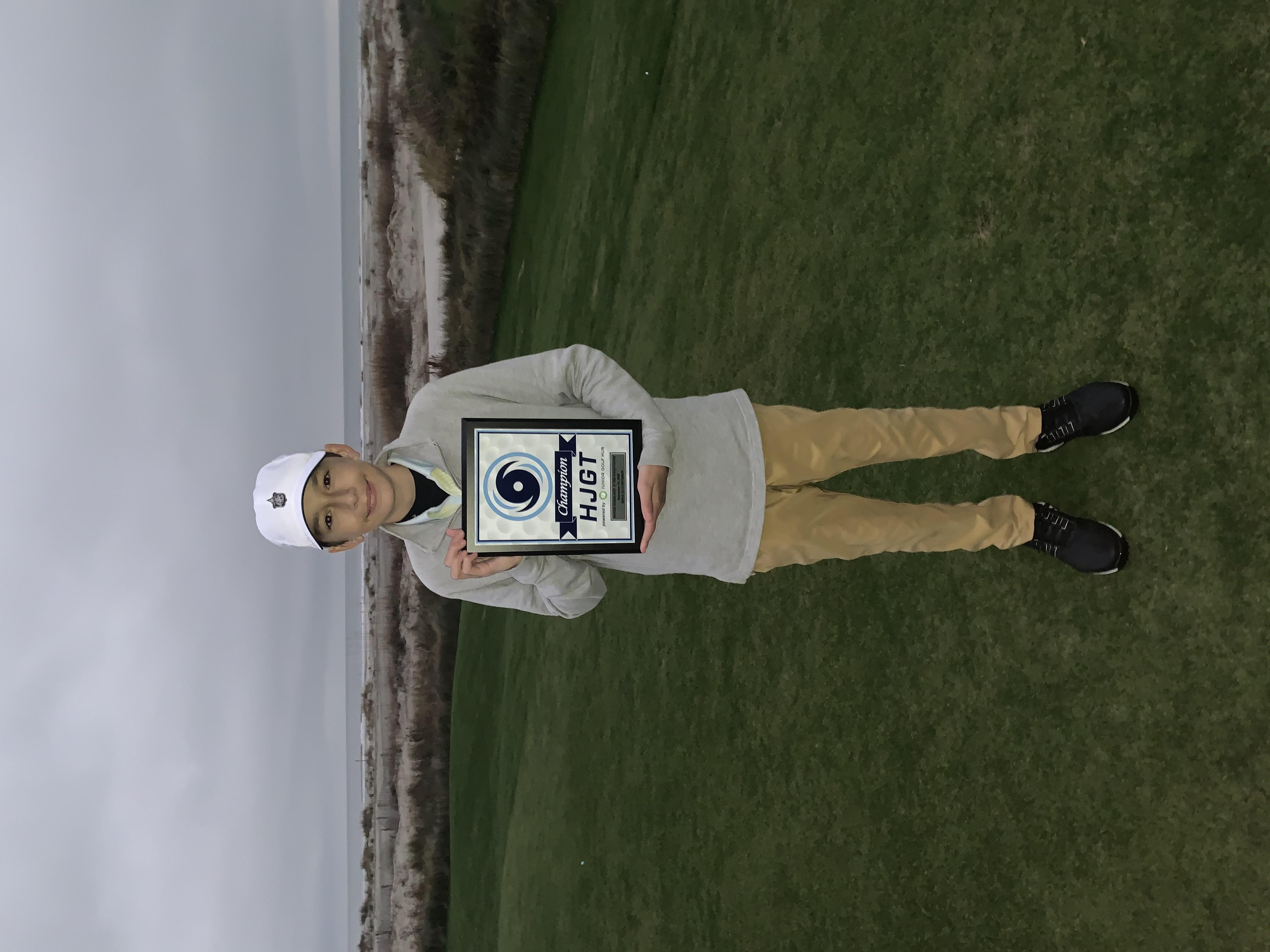 Winter Junior Open at the Ocean Course