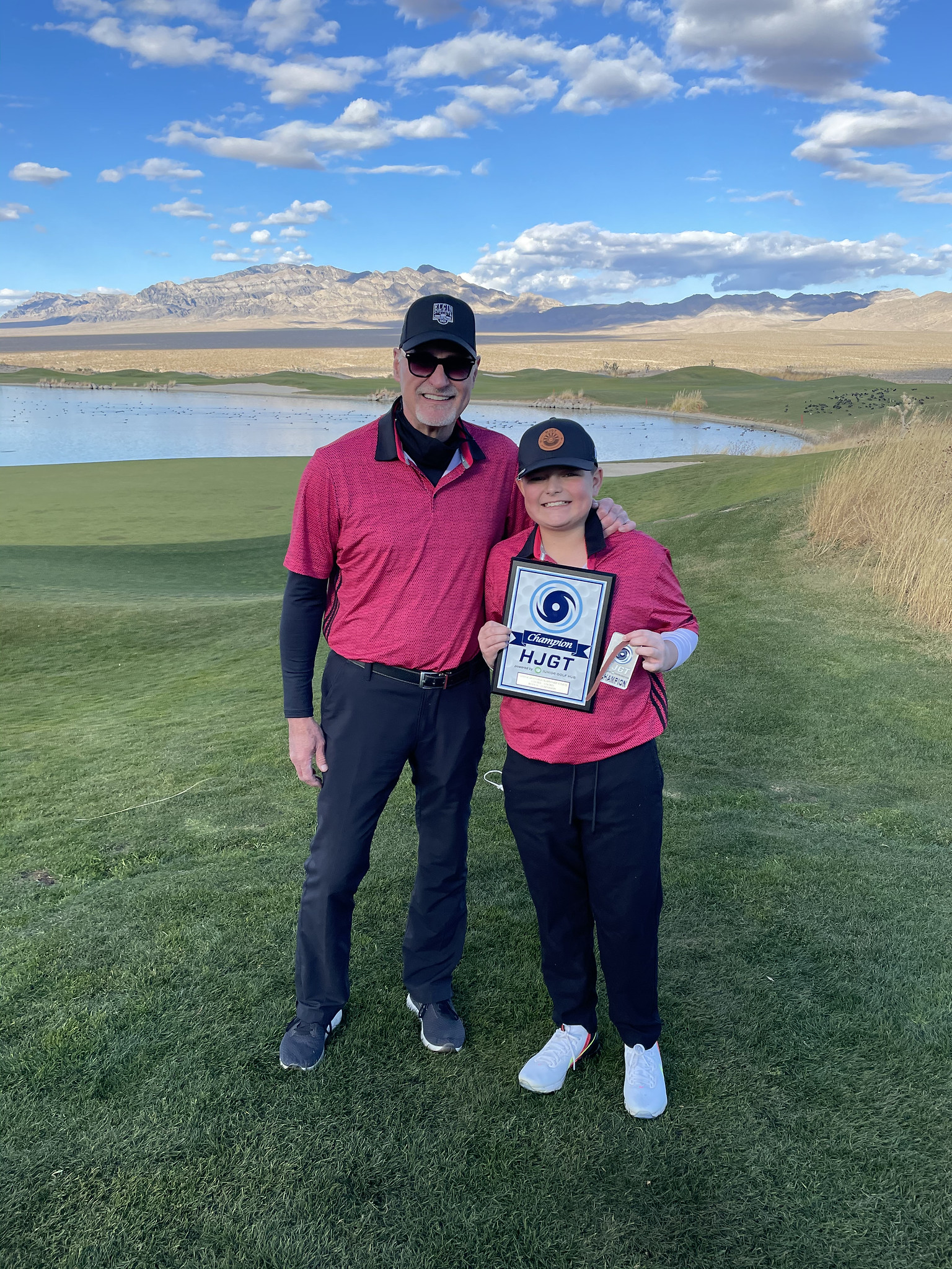 National Adult/Child Championship at Paiute