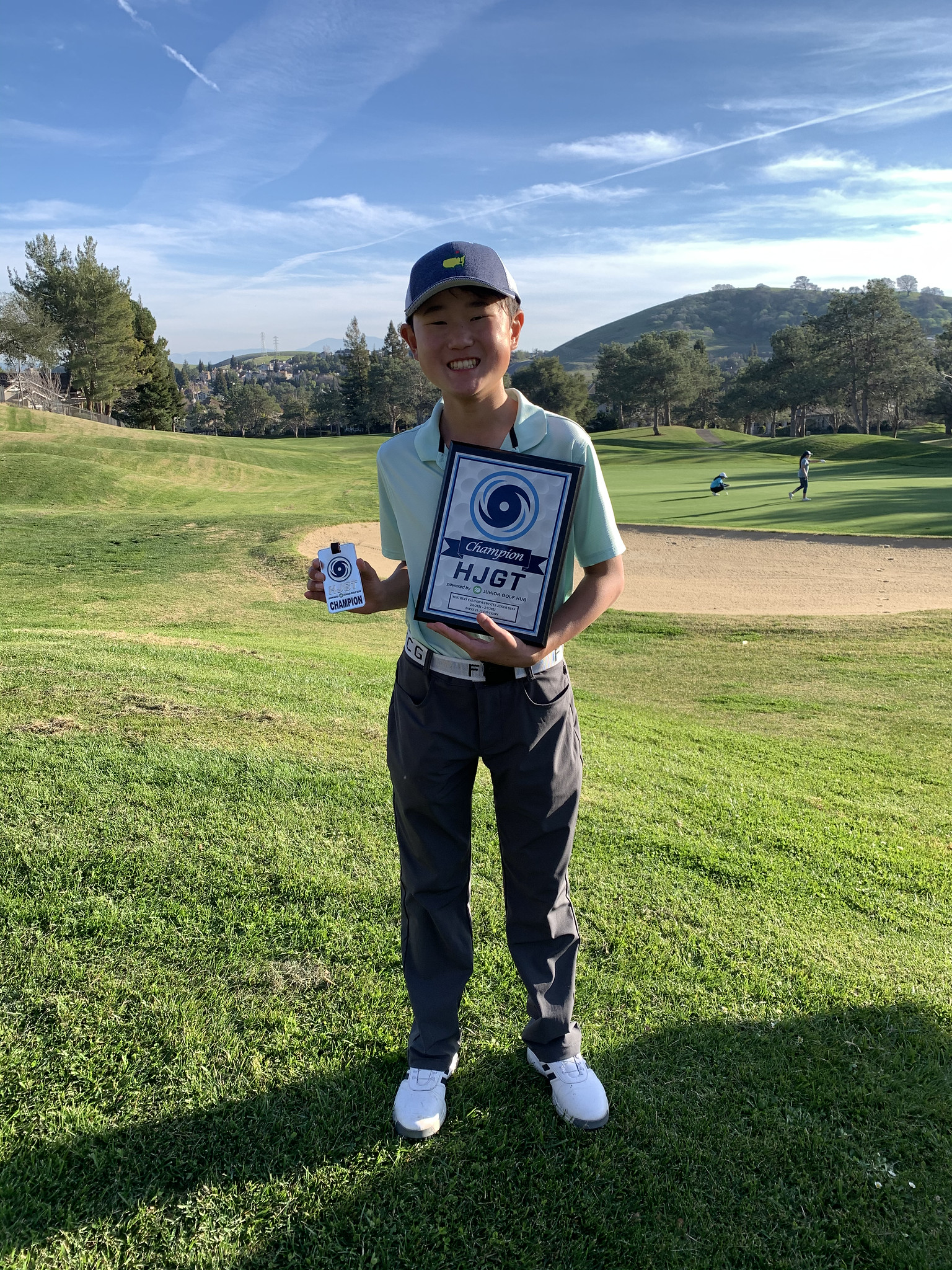 Northern California Winter Junior Open