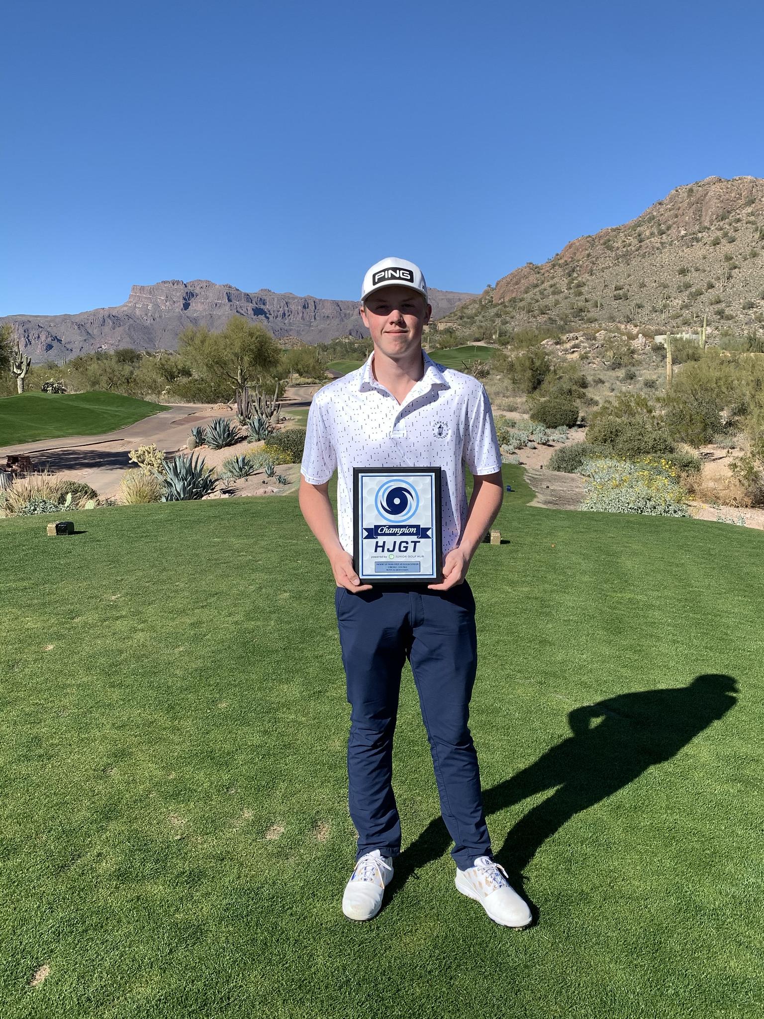 Desert Junior Open at Gold Canynon