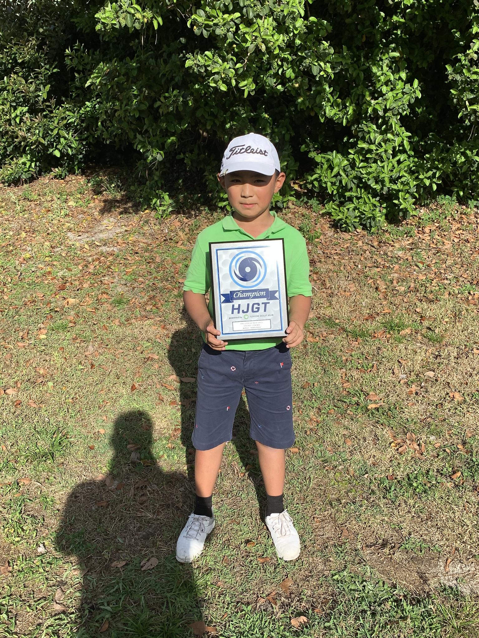 Orlando Junior Open (All Girls, Boys 11-13 & Boys U10)