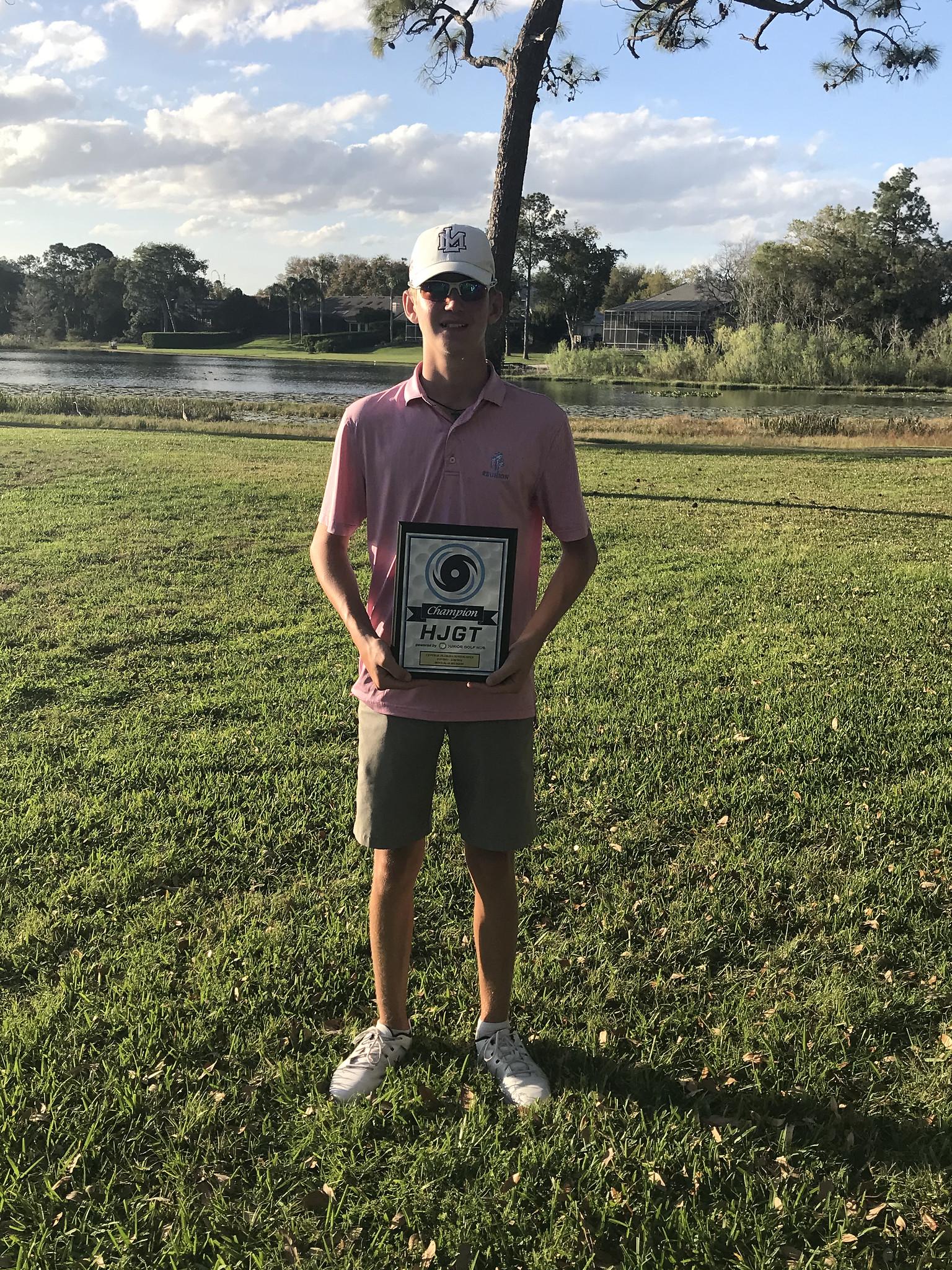 Central Florida Junior Open (Boys 14-15 & Boys 16-18)