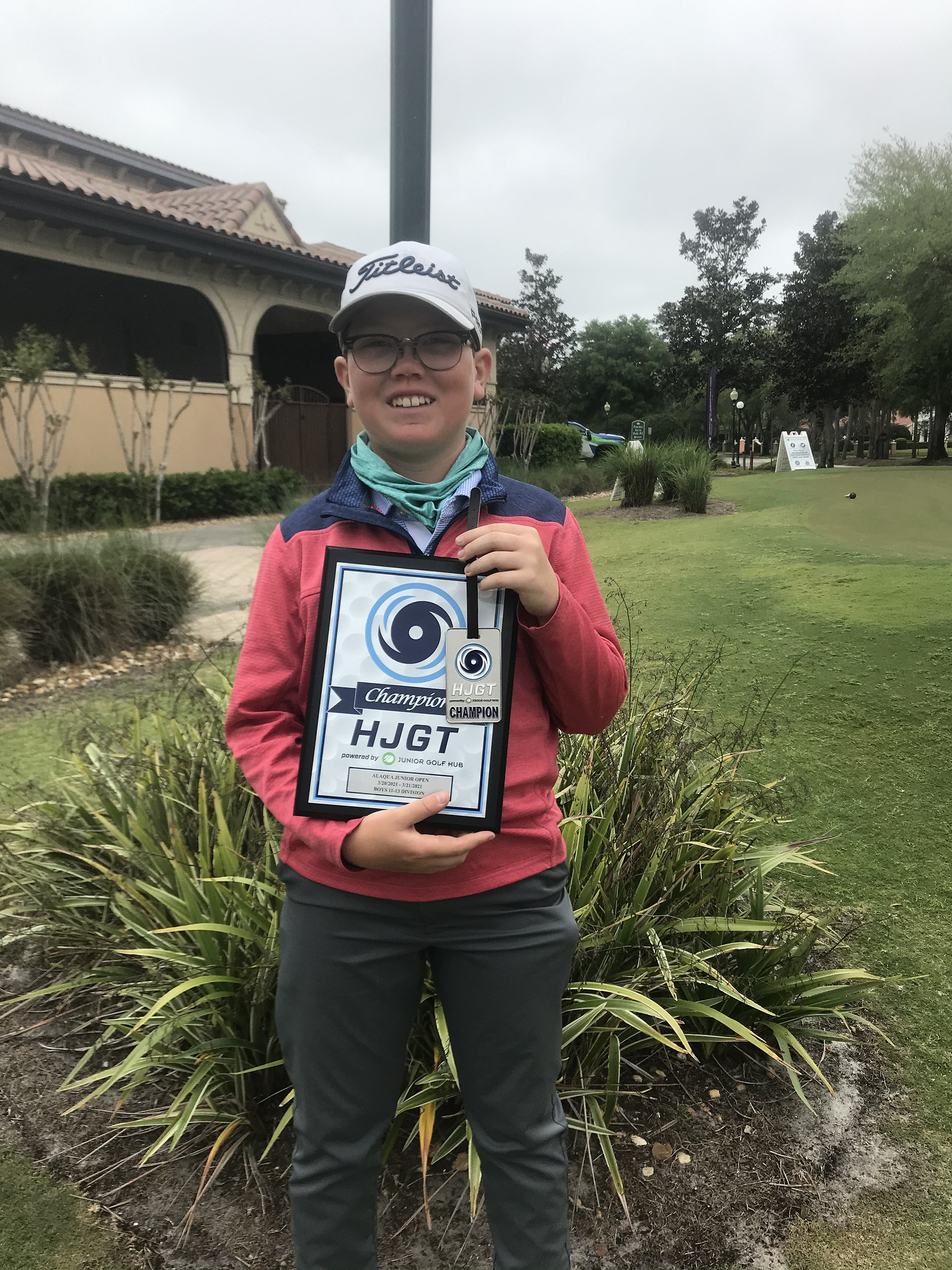 Alaqua Junior Open