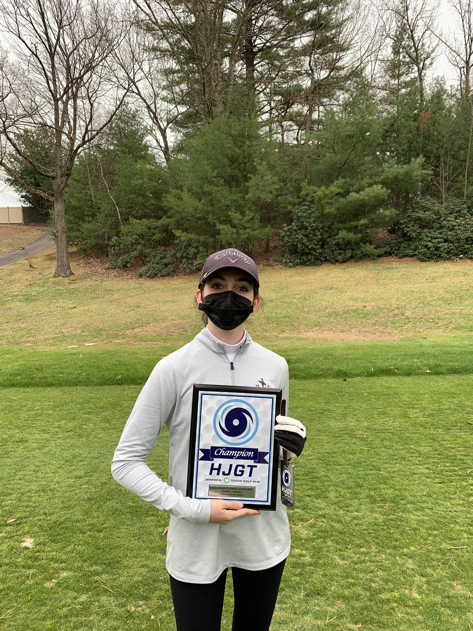 Massachusetts Spring Junior Open