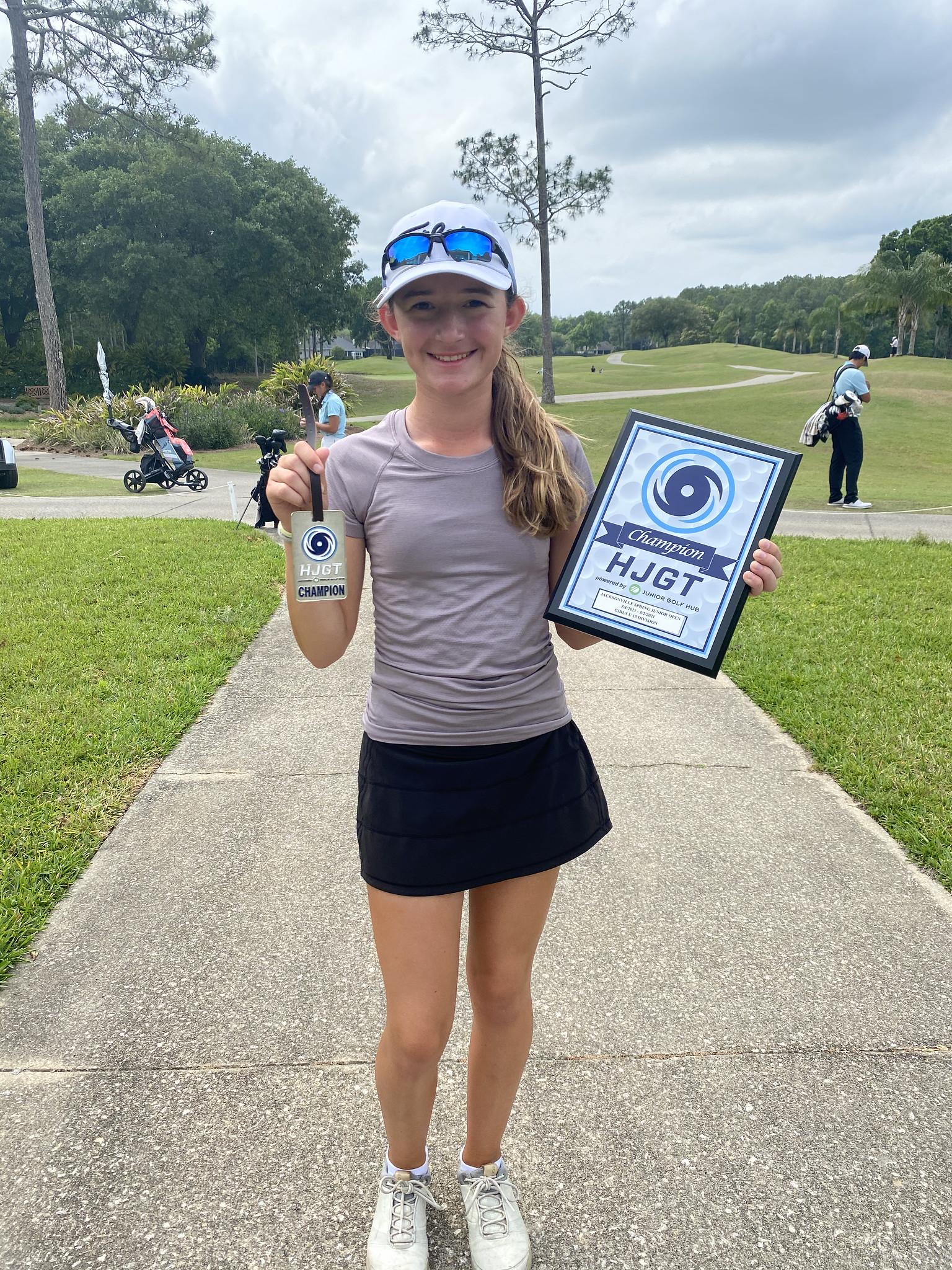 Jacksonville Spring Junior Open
