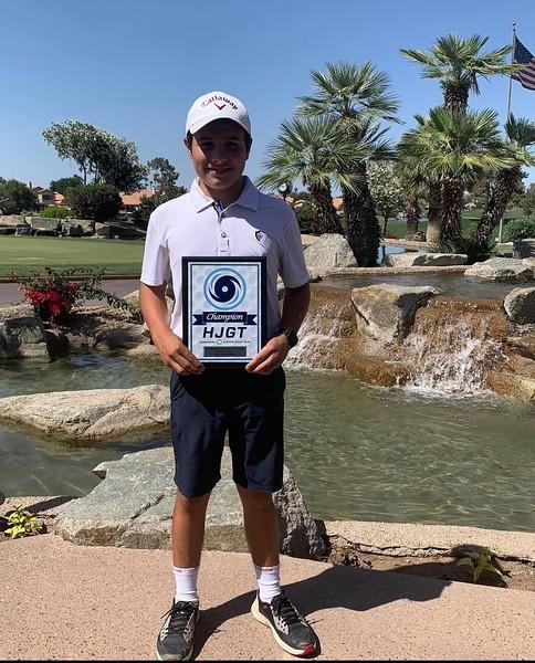 The Desert Junior Open at Ocotillo