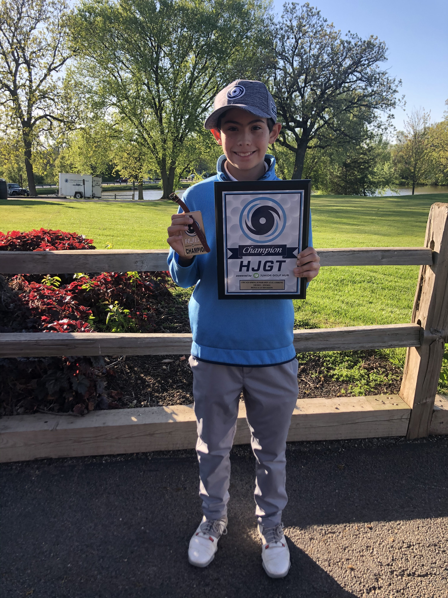 Chicago Spring Junior Open at St. Andrews