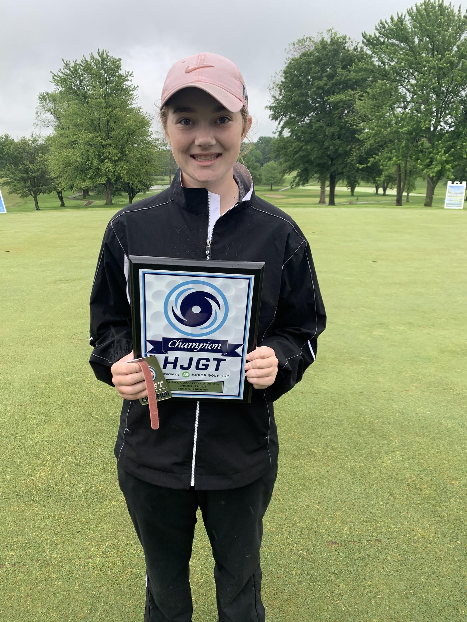 54 Hole Kansas City Junior Open