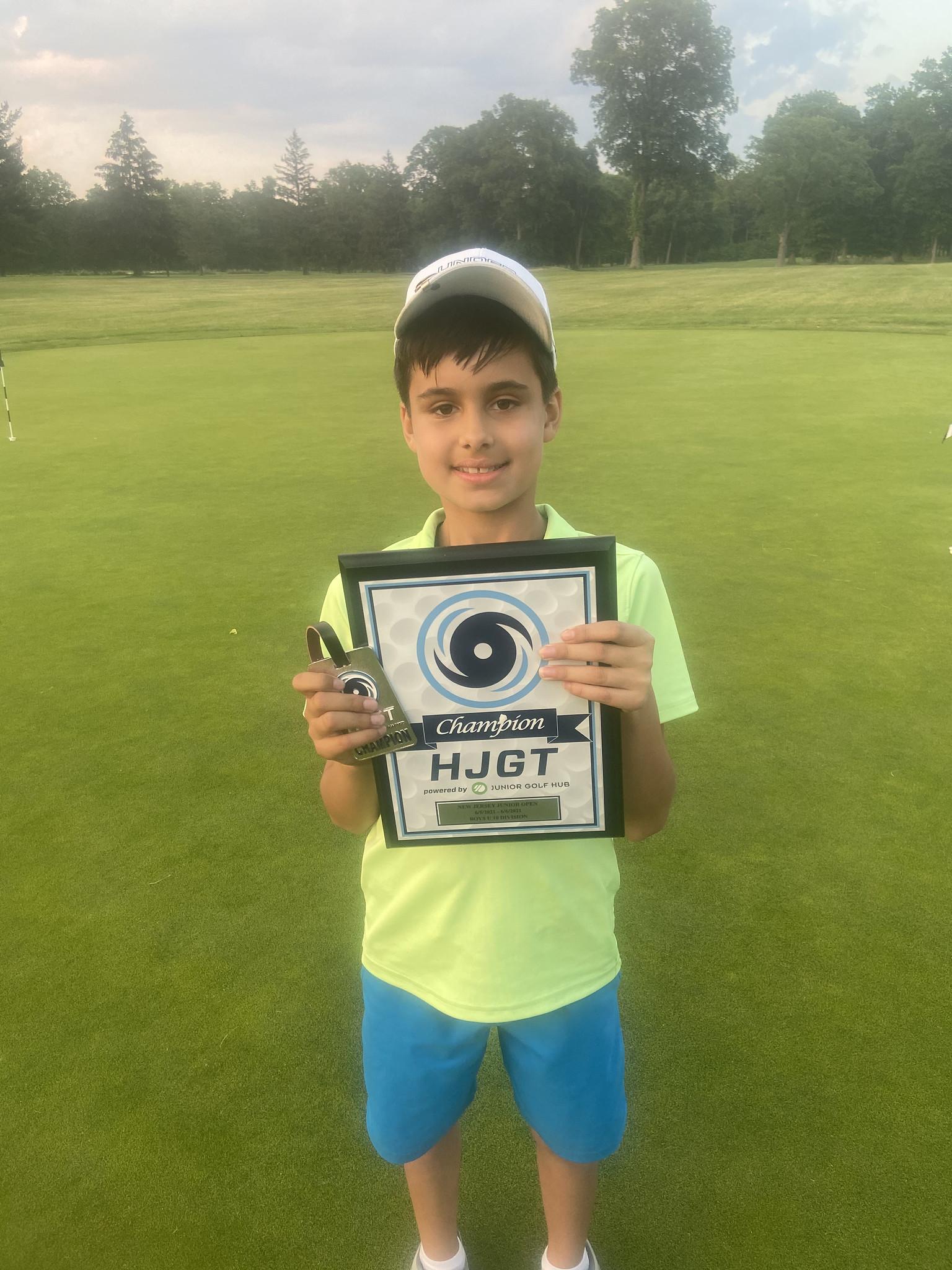 New Jersey Junior Open