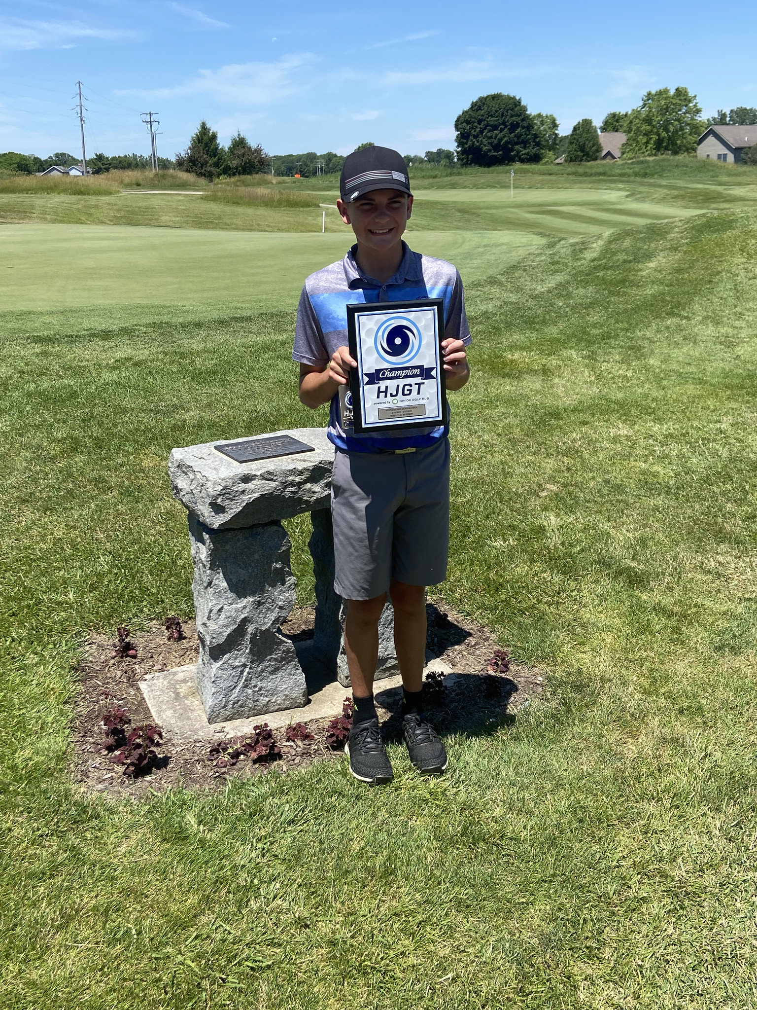 Stonehenge Junior Open