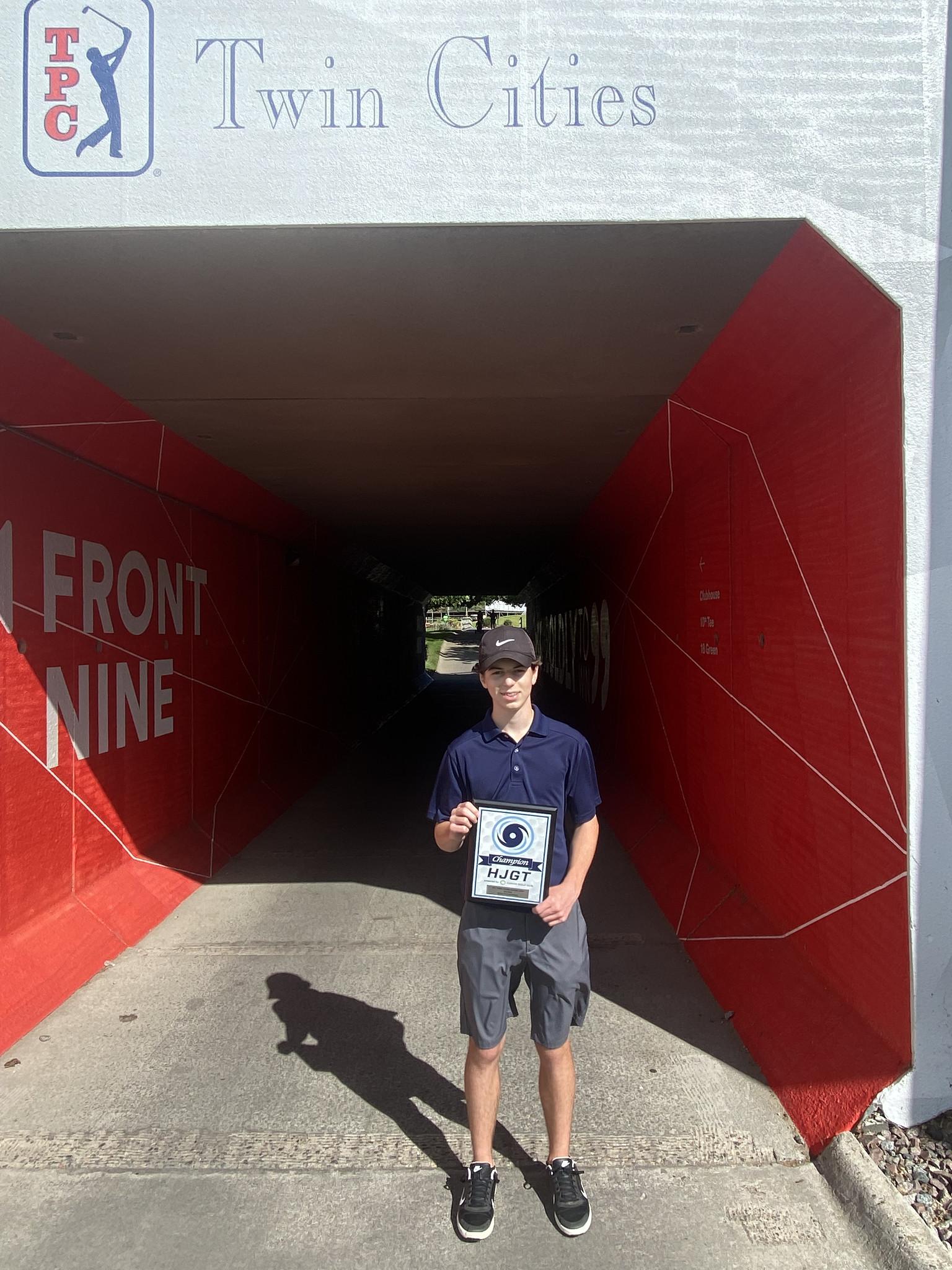 TPC Twin Cities Junior Open (36 Holes)