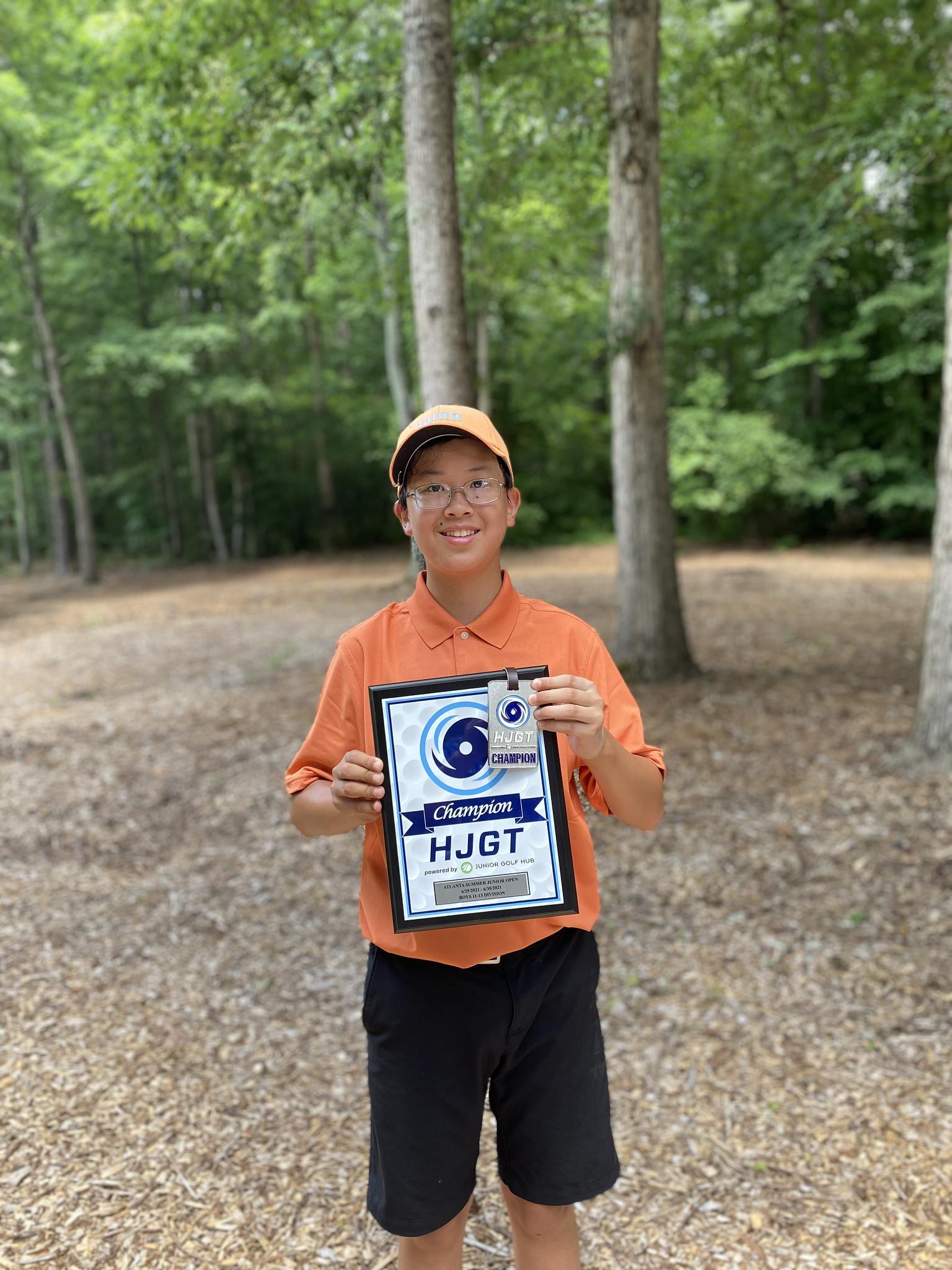Atlanta Summer Junior Open
