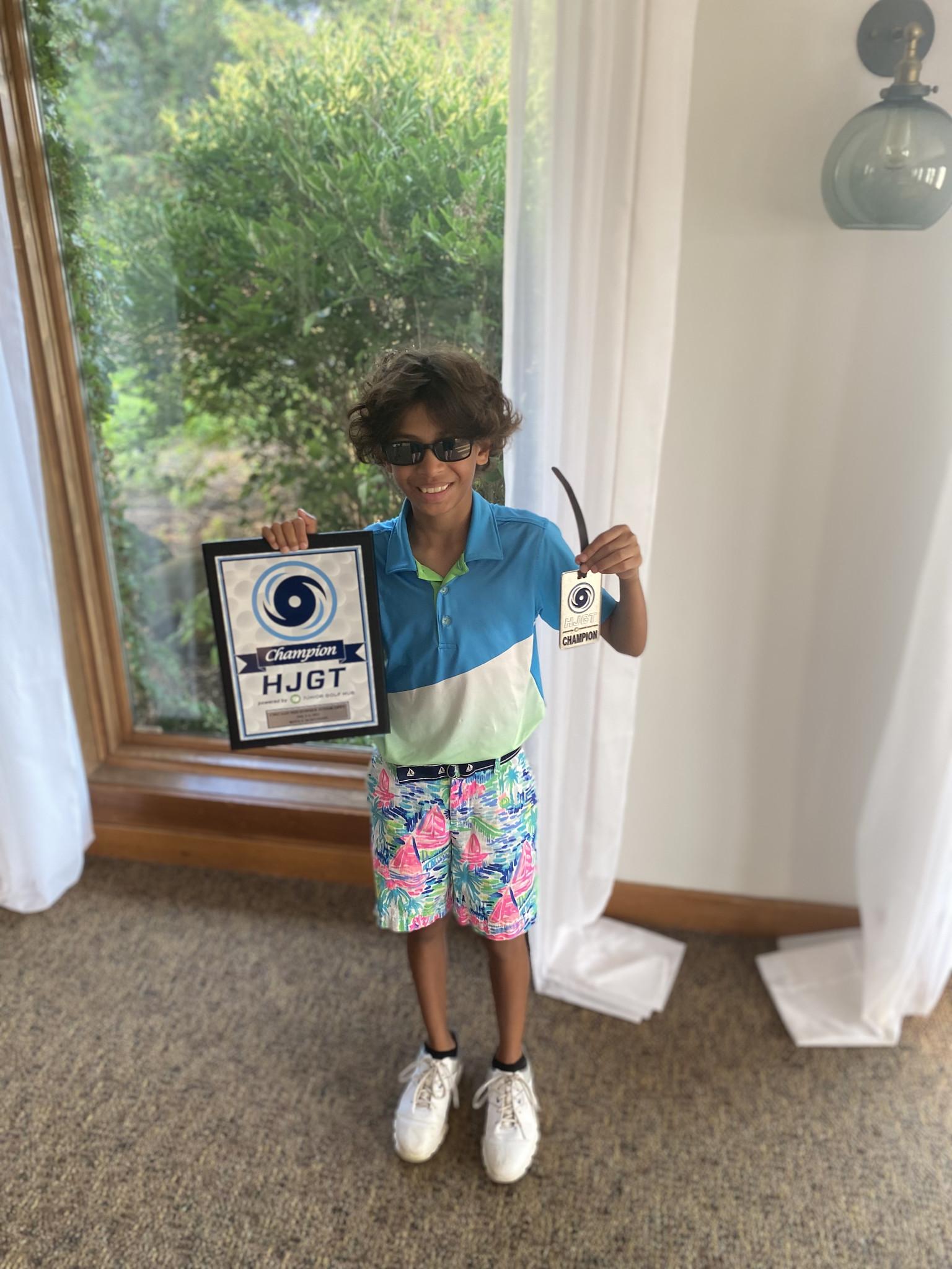 Chicago Mid Summer Junior Open