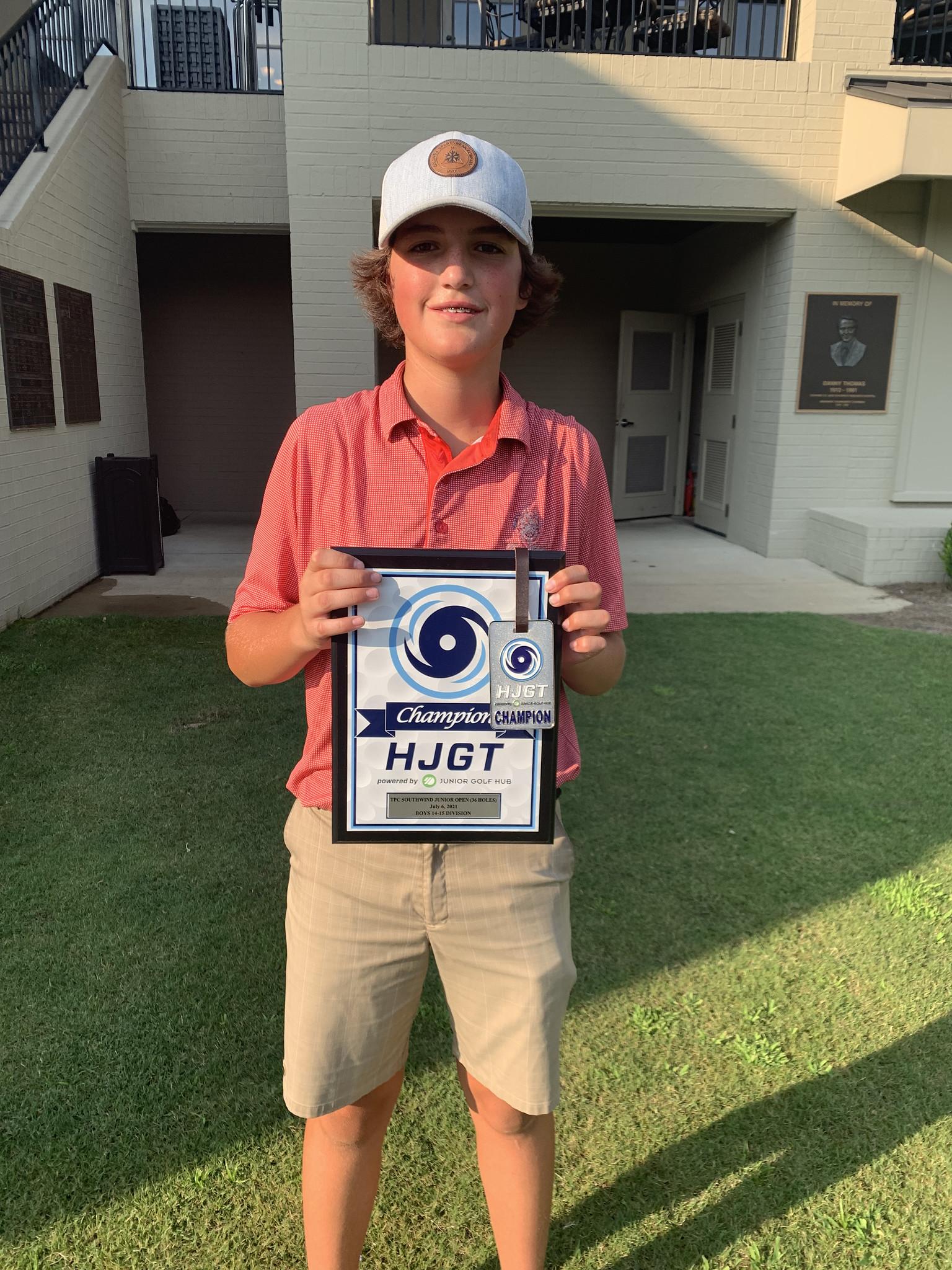 TPC Southwind Junior Open (36 Holes)