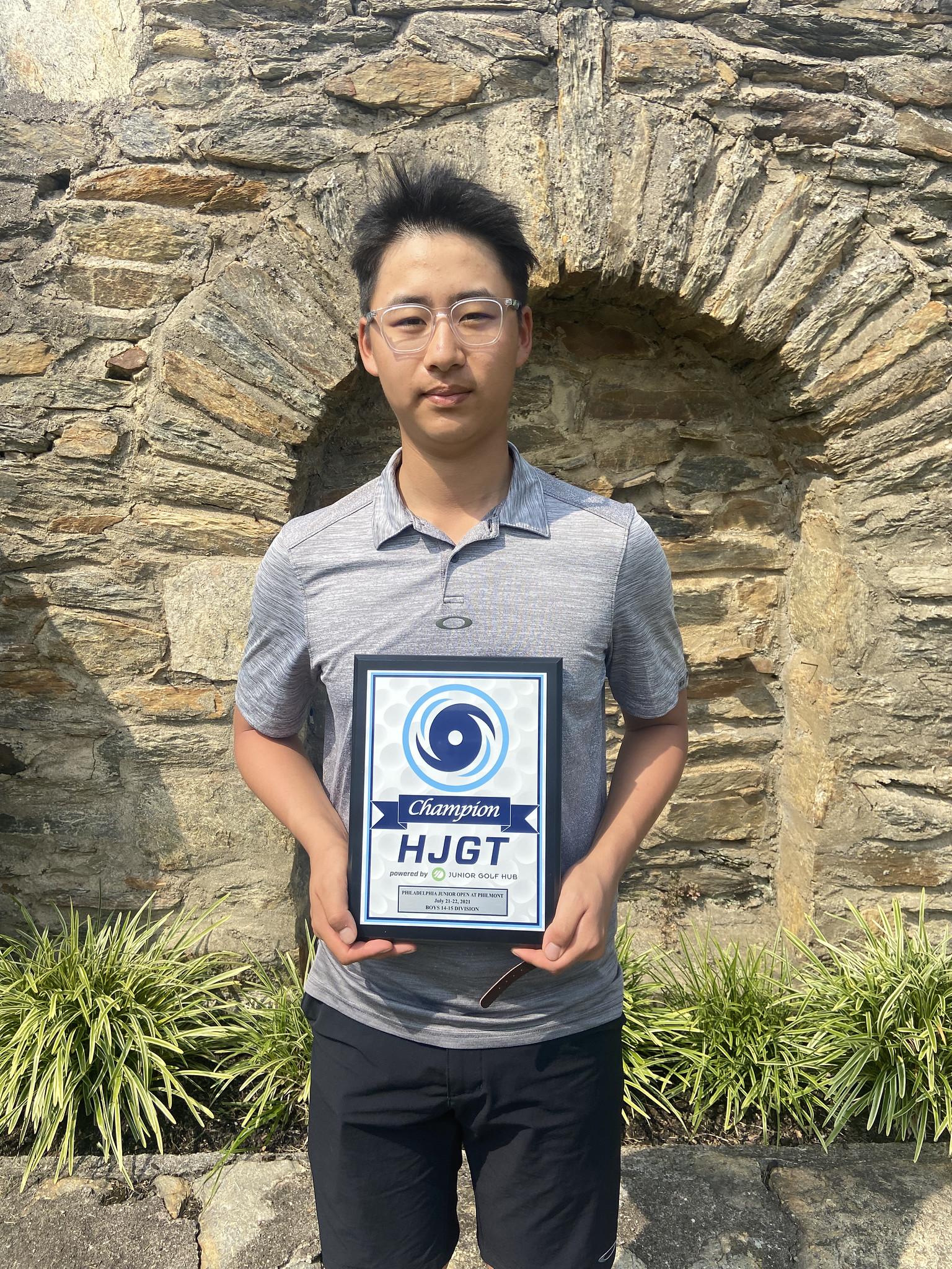 Philadelphia Junior Open at Philmont